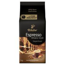 Tchibo Espresso Milano Style pörkölt szemes kávé 1 kg