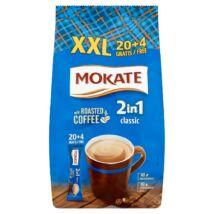 Mokate 2in1 XXL kávéitalpor 24x14 g