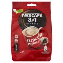 Nescafe 3in1 Classic instant kávé 10x17 g