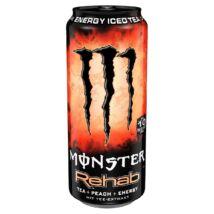 Monster energiaital rehab peach 500 ml