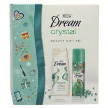 Rica Dream Crystal deo + tusfürdő ajándékcsomag