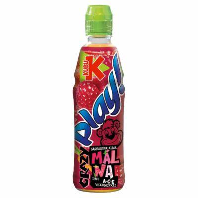 Kubu Play répa-málna-lime 400 ml