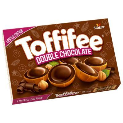 Toffifee Cocoa Intense mogyoró karamellben csokoládés nugátkrémmel 125 g