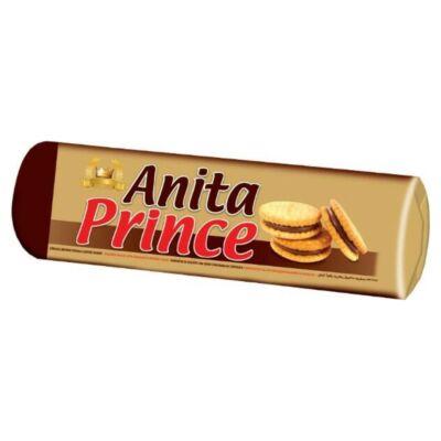 Anita Prince töltött keksz kakaó 125 g