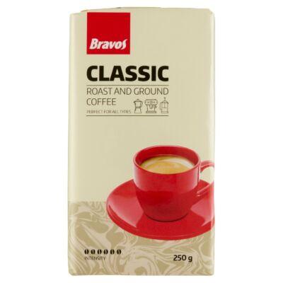 Bravos őrölt kávé Classic 250 g