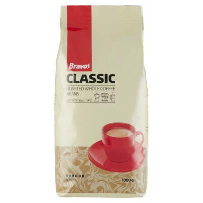 Bravos Szemes kávé Classic 1 kg