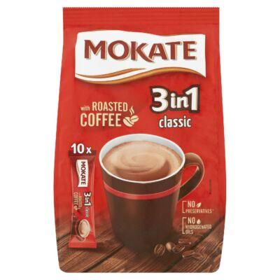 Mokate 3in1 instant kávé 10x18 g