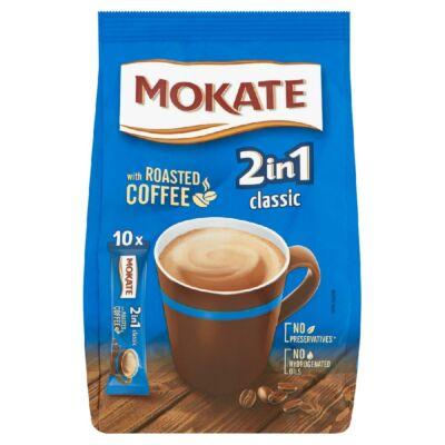 Mokate 2in1 instant kávé 10x14 g