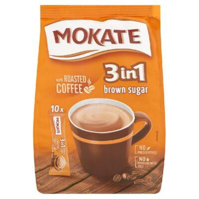 Mokate 3in1 Gold Edition instant kávé 10x18 g