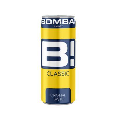 BOMBA! magas koffeintartalmú, tuttifrutti-ízű szénsavas ital 250 ml