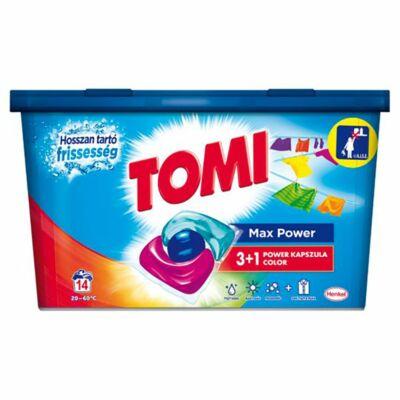 Tomi Duo mosókapszula színes ruhákhoz 14 mosás