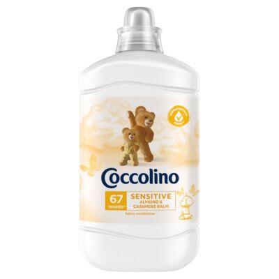 Coccolino öblítő sensitive almond 1,68 l
