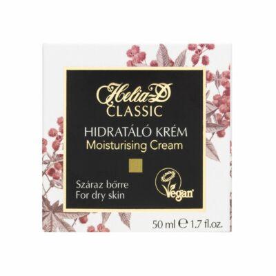 Helia-D Classic Vegán hidratáló krém száraz bőrre 50 ml