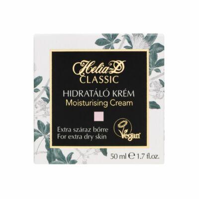 Helia-D Classic Vegán hidratáló krém extra száraz bőrre 50 ml