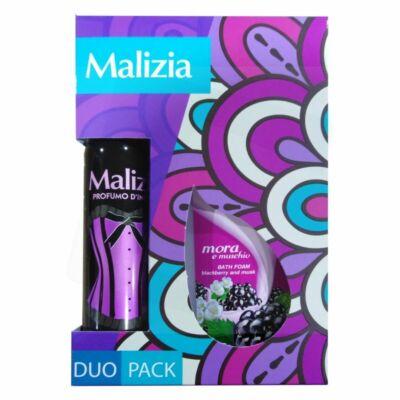 Malizia BigPack díszdoboz Mora tusfürdő és dezodor