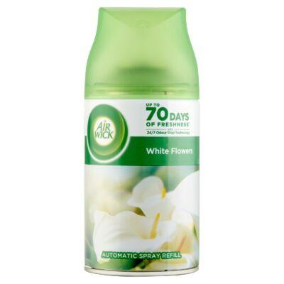 Airwick freshmatic utántöltő white flowers 250 ml