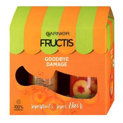 Fructis Goodbye Damage sampon + 10in1 hajkúra ajándékcsomag