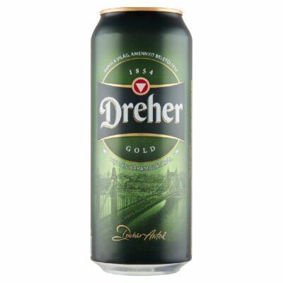 Dreher Gold 0,5 l