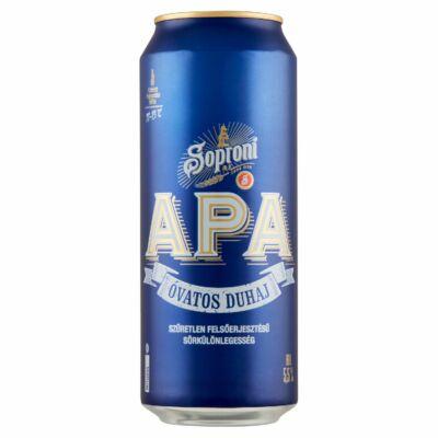 Soproni APA 0,5 l