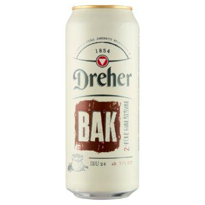 Dreher Bak 0,5 l