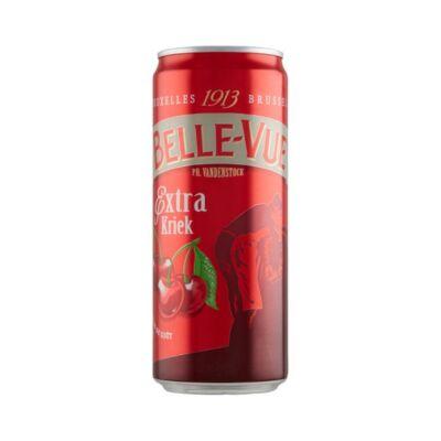 Belle-vue kriek sör dobozos 0,33 l