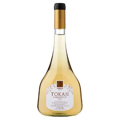 Corvus Bogvin Tokaji Hárslevelű félédes fehérbor 11,5% 750 ml