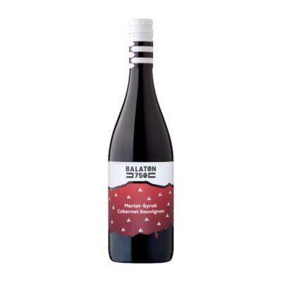 Balaton 750 merlot-syrah-cabernet sauvignon 13% 0,75.l