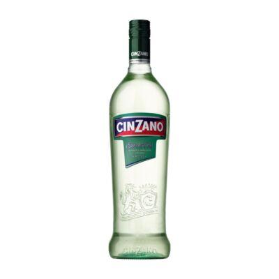 Cinzano vermouth extra dry 18% 0,75 l
