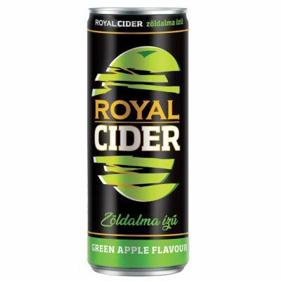 Royal Cider Zöldalma 250.ml