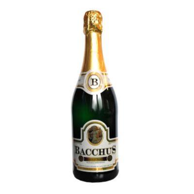 Bacchus pezsgő félszáraz fehér 10,5% 0,75l