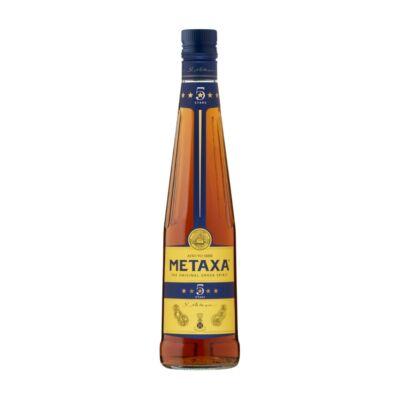 Metaxa 5*-os 0,5 l
