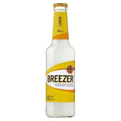 Bacardi Breezer citrom 4% 275 ml