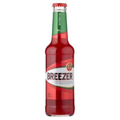 Bacardi Breezer dinnye 4% 275 ml