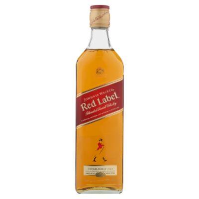 Johnnie Walker red label 40% 0,7 l