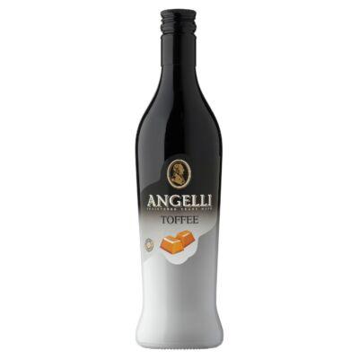 Angelli krémlikőr toffee 15% 0,5 l