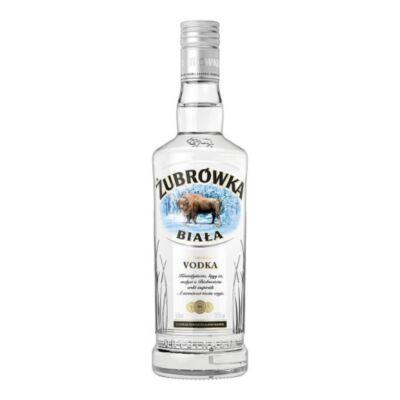 Zubrowka Biala Vodka 37,5% 0,5 l