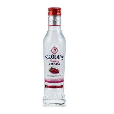 Nicolaus vodka áfonya 38% 0,2 l