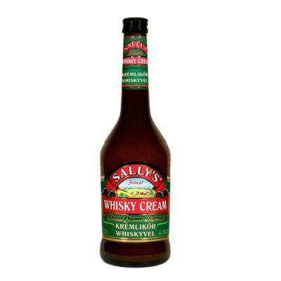 Sally's krémlikőr whisky 15% 0,5 l