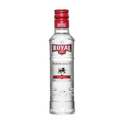 Royal vodka 37,5% 0,2 l