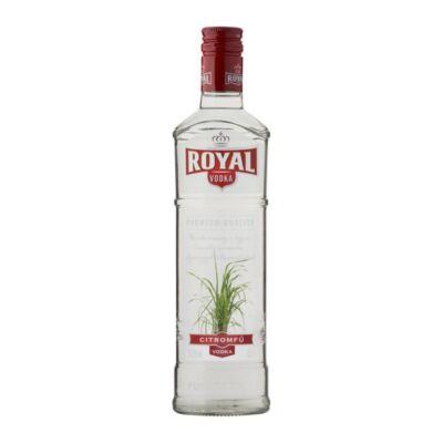 Royal vodka citromfű 37,5% 0,5 l