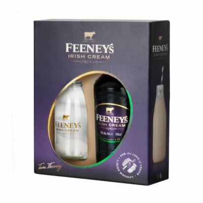Feeney's ír krémlikőr 0,7 l ajándék pohárral