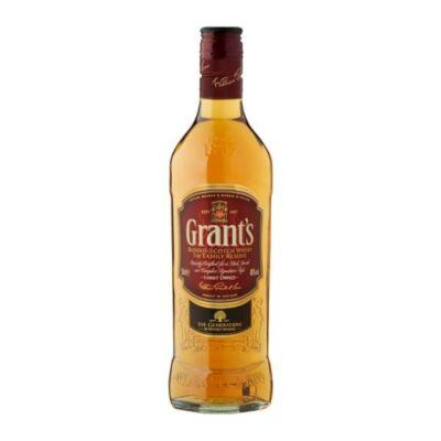 Grants whisky 40% 0,5 l
