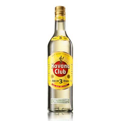 Rum Havana Club 3 éves (1l, 37,5%)